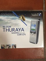 SG-2520 Thuraya satellite phone in Stuttgart, GE