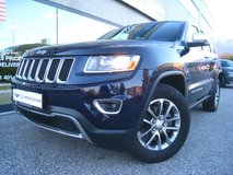 2016 Jeep Grand Cherokee Limited 4X4 in Vicenza, Italy