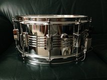 Metal Snare Drum in Sandwich, Illinois