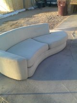 Couch in 29 Palms, California