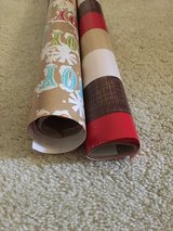 Used rolls of wrapping paper in Plainfield, Illinois