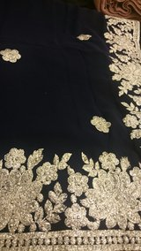 NEW Indian Saree Chiffon Material in Ramstein, Germany