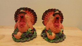 Turkey Candle Holders in Chicago, Illinois