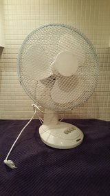 Small Oscillating Fan in Lakenheath, UK