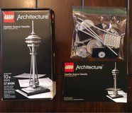 LEGO Architecture Seattle Space Needle in Pleasant View, Tennessee