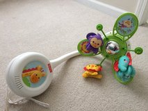 Fisher Price Crib Mobile in Joliet, Illinois