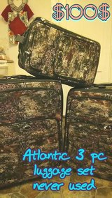 Atlantic 3 Piece Luggage Set in Cherry Point, North Carolina