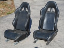 RACING SPORT SEATS in Travis AFB, California