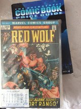 Comics: RED WOLF Collection in Macon, Georgia