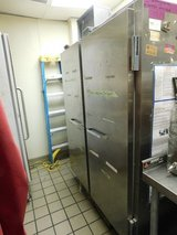 MASTER-BILT TAF-48HD Stainless steel 2 door upright freezer self-contained in Westmont, Illinois