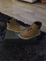 Boys Timberlands (size 11) in Lakenheath, UK