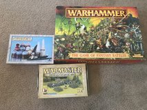 War hammer set and paints in Camp Pendleton, California