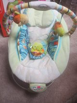 Taggies baby musical bouncer in Yucca Valley, California