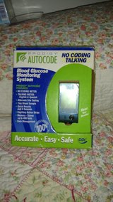 Autocode Blood Glucose Monitor in Warner Robins, Georgia