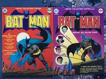 Comic-OverSized: BAT MAN (2) in Warner Robins, Georgia