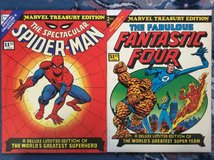 Comic-OverSized: Spider-Man & FF in Byron, Georgia