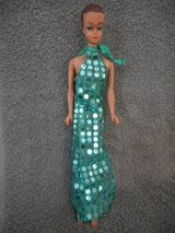 Barbie Doll 1958 Fashion Queen Vintage in Lake Elsinore, California