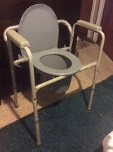 Bedside commode chair in Naperville, Illinois