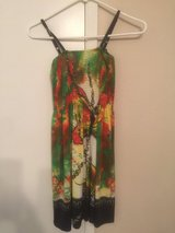 Multi colored dress/strapless top in Yucca Valley, California