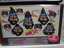 New Years Party Kits in Fort Bragg, North Carolina