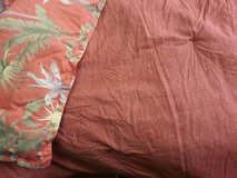 COMFORTER SET, TOMMY BAHAMA, KING SIZE in Cherry Point, North Carolina
