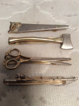 Vintage: Tie Clips in Macon, Georgia