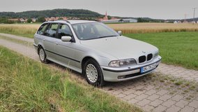 BMW 528i automatic station with NEW Inspection guarantee and FREE Delivery in Ansbach, Germany