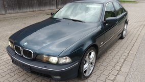 BMW 540i  4.4 286hp manual with NEW Inspection guarantee and FREE Delivery in Ansbach, Germany