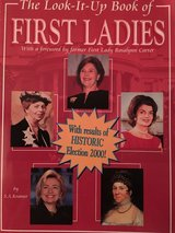 The Look-It-Up Book of First Ladies in Okinawa, Japan