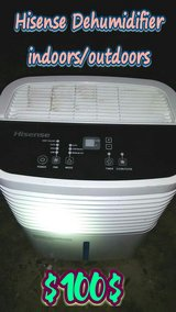 Hisense Dehumidifier in Cherry Point, North Carolina