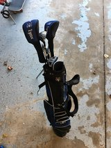 Lynx youth golf clubs in Lockport, Illinois