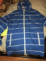 Ecko track jacket blue and white 2XL in Ramstein, Germany