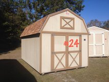 10x16 Lofted Barn Storage Building Shed RED TAG SPECIAL!! in Valdosta, Georgia