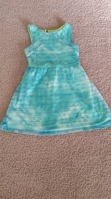 Blue/Green dress (4/5) in Joliet, Illinois