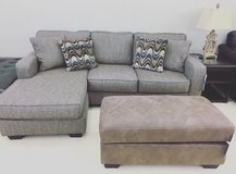 **BRAND NEW** ASHLEY FURNITURE SOFA CHAISE in Fort Campbell, Kentucky