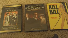 NEW Chicago, NEW The King's Speech, and Used Kill Bill in Elgin, Illinois