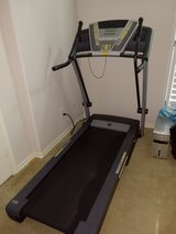 Gold's gym treadmill in The Woodlands, Texas