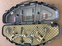 Bear Archery Motive 7 Camo Compound Bow  60lbs in Fort Rucker, Alabama