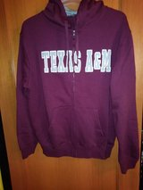 Texas A&M jacket with hoodie in Spring, Texas
