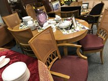 Dining Table with 4 Chairs in Oswego, Illinois