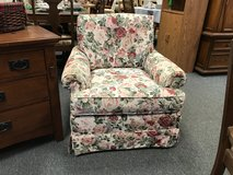 Floral Chair in Oswego, Illinois