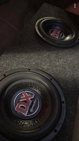 XD speakers with amp in Fort Polk, Louisiana