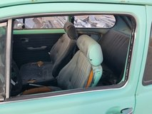 65-77 VW Beetle driver's side used door glass in 29 Palms, California