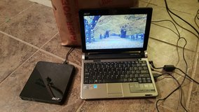 Acer Aspire One laptop in Vacaville, California