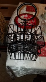 Buffet server utensil napkin holder in Naperville, Illinois