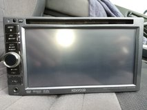 Kenwood DVD 2-DIN HEAD UNIT WITH BLUETOOTH in Okinawa, Japan