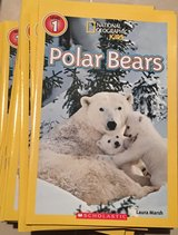 National Geographic Kids Polar Bears NEW 30 copies in Okinawa, Japan