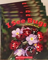 6 Scholastic Guided Reading I See Bugs in Okinawa, Japan