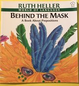 Behind the Mask A Book About Prepositions in Okinawa, Japan