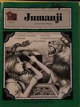 Jumanji Literature Unit in Okinawa, Japan
